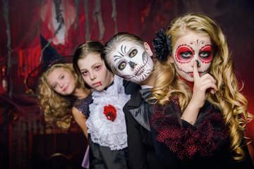 carnival on halloween