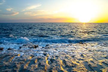 Sea Sunset