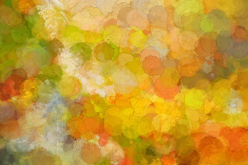 Textured Effect Background in Autumn Colors