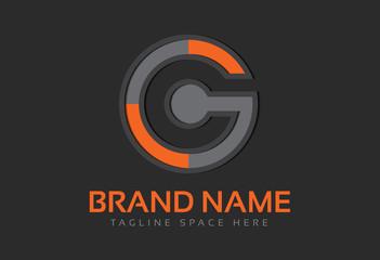 logo letter g
