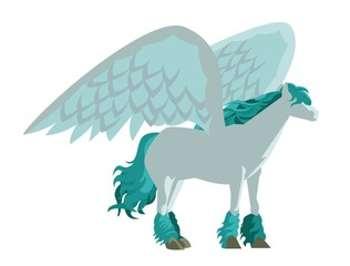 pegasus mythology winged horse
