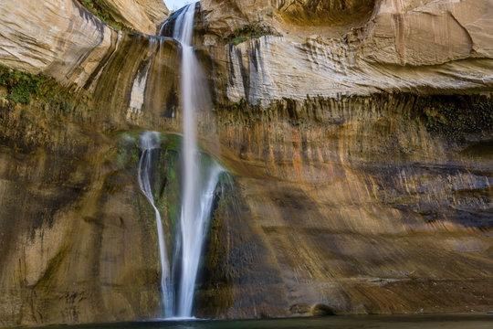 Lower Calf Creek Falls - Utah