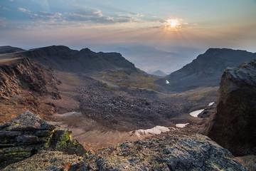 Sunrise on the Summit of Steens Mountain 3