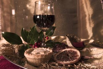 Christmas Food and drink