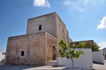 Wehrkirche von Sant Francesc de Formentera