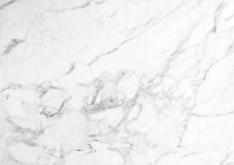 Papiers peints Marbre White marble patterned texture background.