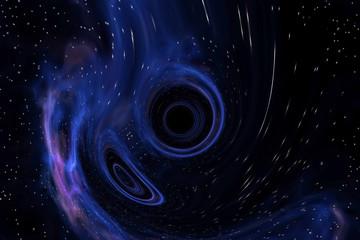 black hole anomaly
