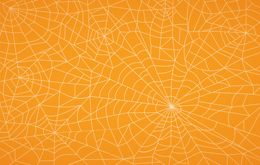Spider Web, Halloween pattern