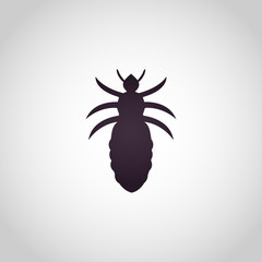 Lice vector logo icon illustration