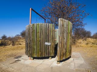 Deception Camp, Central Kalahari Game Reserve, Botswana