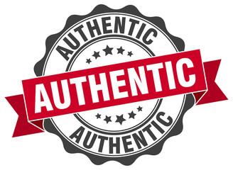 Fototapeta authentic stamp. sign. seal obraz