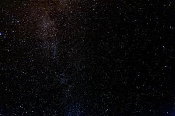 Sterne über Samos Griechenland