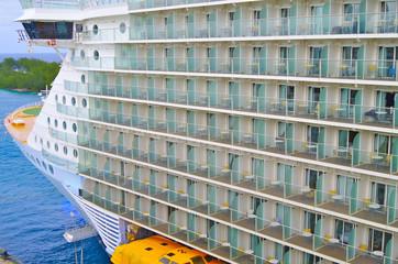 Grösstes Kreuzfahrtschiff der Welt