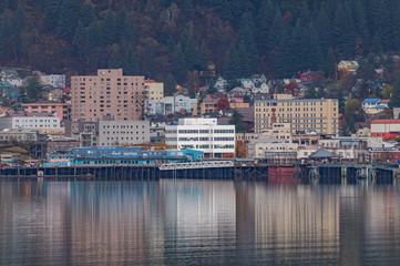Downtown Juneau Wharf Building