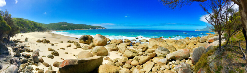 Beach In Wilsons Promontory National Park
