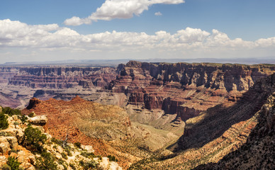 Navajo View Point, Grand Canyon South Rim - Arizona, United States