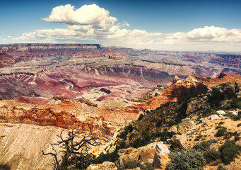Moran Point - Grand Canyon, South Rim - Arizona, AZ, USA