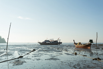 Coastal Fishing Boats