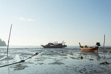 Coastal Fishing Boats