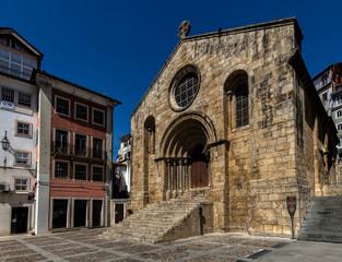 Church of Santiago in Coimbra, Portugal