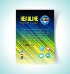 report cover design5