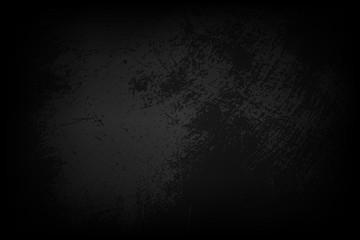 Dark textured grey wall closeup vector illustration