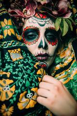 make-up of muertos