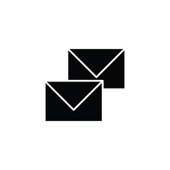 Message icon vector design illustration