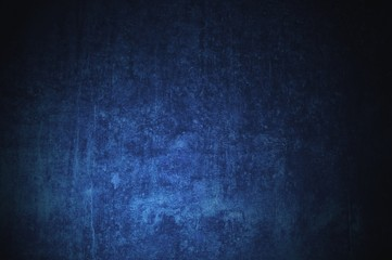 Dreckiger grunge Hintergrund blau
