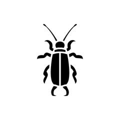 beetle icon illustration