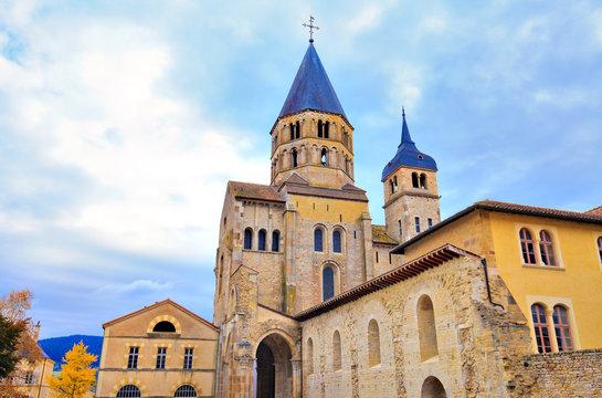 Abbaye de Cluny, Saône-et-Loire, Bourgogne-Franche-Comté