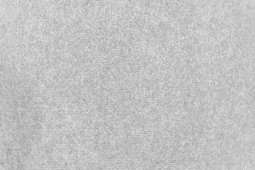 Soft gray carpet texture and background