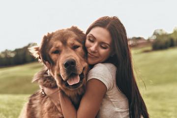 Her best friend.