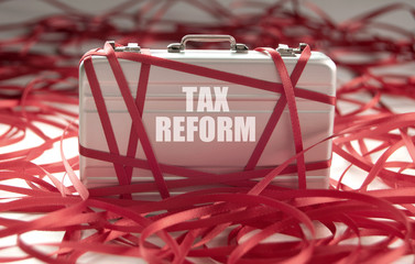 Tax reform red tape