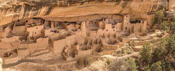Anasazi Ruins in Mesa Verde