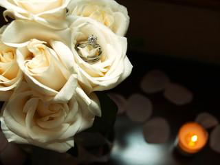 Wedding Ring Flowers