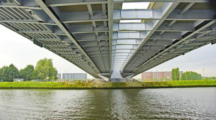 Paisaje de Holanda, paises Bajos, Europa