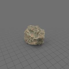 Brown meteorite