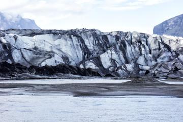 Glacier Skaftafell Iceland
