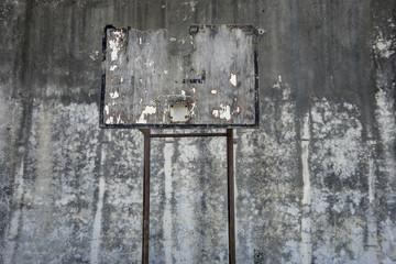Zerstörte Häuser aus dem Bosnienkrieg
