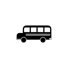 school bus icon. Vector graduation Icon. Education, academic degree. Premium quality graphic design. Signs, outline symbols collection, simple icon for websites, web design, mobile app