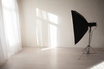 Flash white backgrounds Photo Studio decor