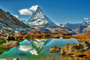 Matterhorn, Switzerland Wall mural