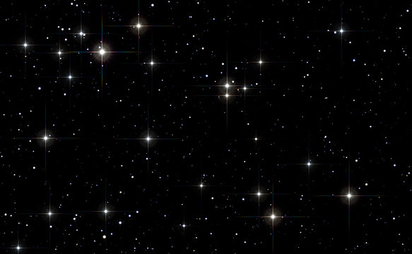 Space background with stars. Space stars background. Space texture with many stars for different projects