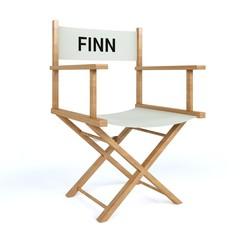 Regiestuhl Finn