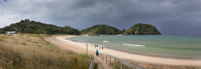 Matapouri Coast New Zealand