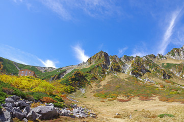 秋の千畳敷カール