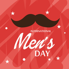Interational Men's Day.