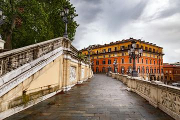 Bologna city Italy