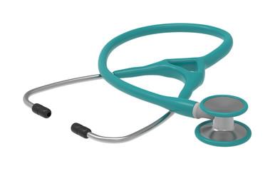 Stethoscope. Healthcare and medicine.